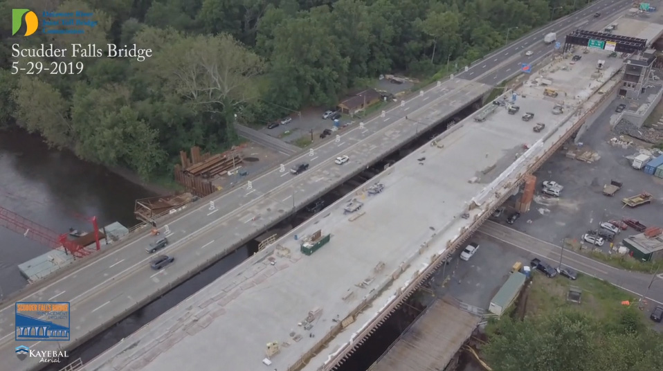 Homepage | Scudder Falls Bridge Replacement Project